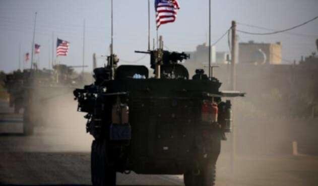 Tropas en Siria