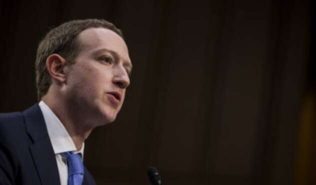 Mark Zuckerberg, cofundador de Facebook