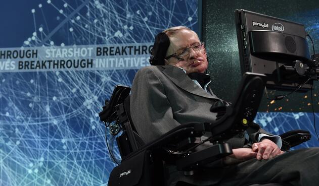 Stephen Hawking de