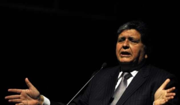 Expresidente de Perú, Alán García