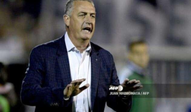 Gustavo Alfaro, exfutbolista y entrenador argentino