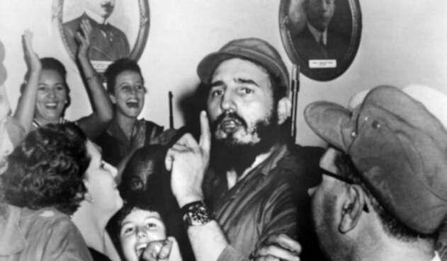 Se cumplen 60 años de la revolución de Fidel Castro en Cuba