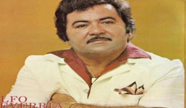 El cantante colombiano, Adolfo Echeverría fue uno de los artistas más influyentes de la música tradicional.