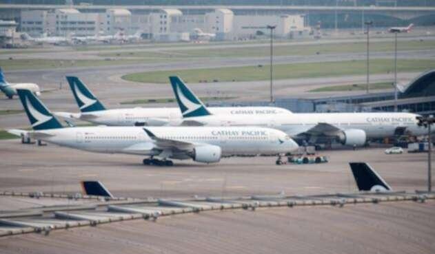 hay denuncias de un sector aéreo sexista que incluye acoso sexual.