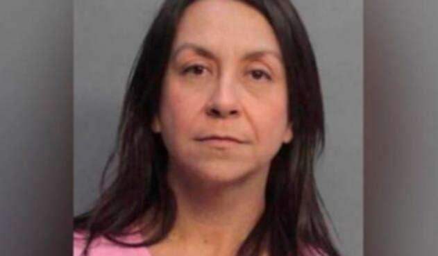 Andrea Jiménez, docentecolombiana detenida en Estados Unidos