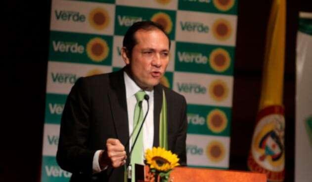 Antonio Sanguino, congresista