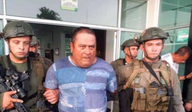 Captura de Palillo, hermano del máximo líder del Clan del Golfo