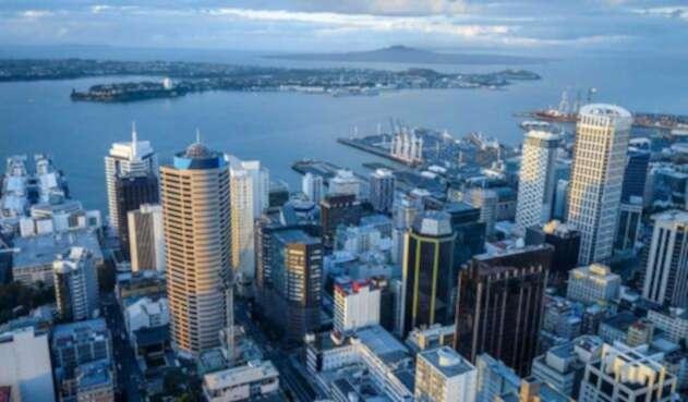 Auckland una de las ciudades más importantes de Nueva Zelanda
