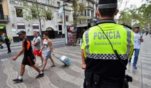 Atentado en las Ramblas, Barcelona