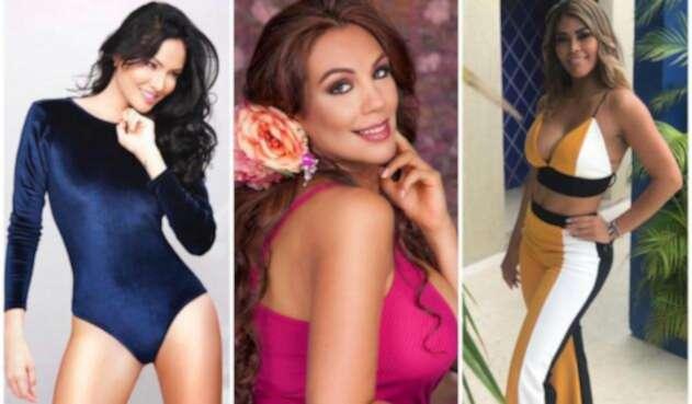 candidatas Señora Colombia 2018