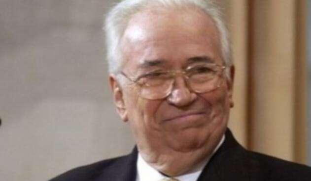 Expresidente Belisario Betancur
