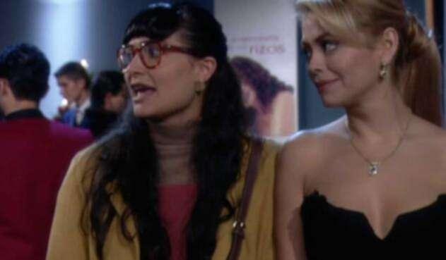 Famosas modelos que aparecieron en 'Yo soy Betty, la fea' | La FM