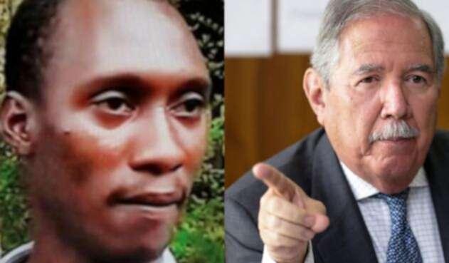 El ministro de Defensa, Guillermo Botero, entregó detalles del operativo en el que murió alias Guacho.