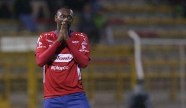 Juan Fernando Caicedo, jugador de Independiente Medellín