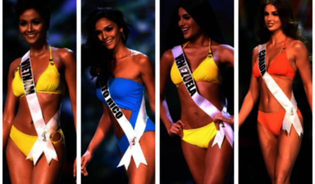 10 finalistas de Miss Universo 2018