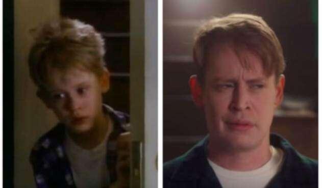 Macaulay Culkin, otra vez Kevin, de 'Mi pobre angelito',