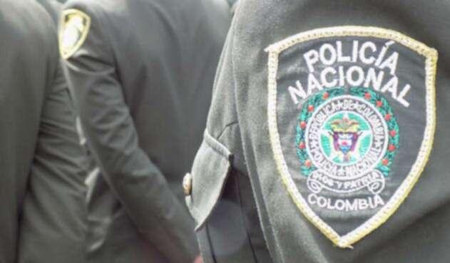 Capitán de la Policía Eduardo Merchán Prieto fue capturado por la supuesta violación de la teniente Kelly Johana Sierra.