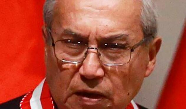 Pedro Gonzalo Chávarry, fiscal general de Perú