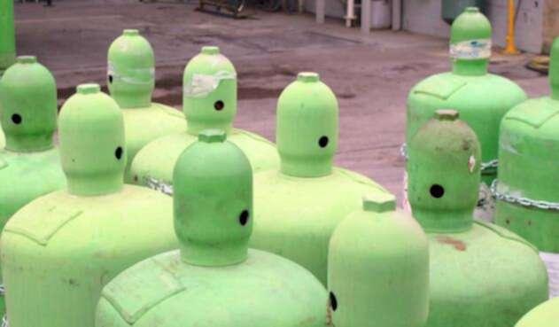 Precio del cilindro de gas se incrementará