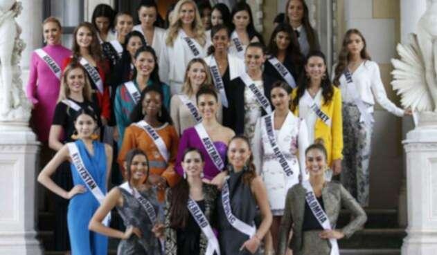 Candidatas Miss Universo 2018