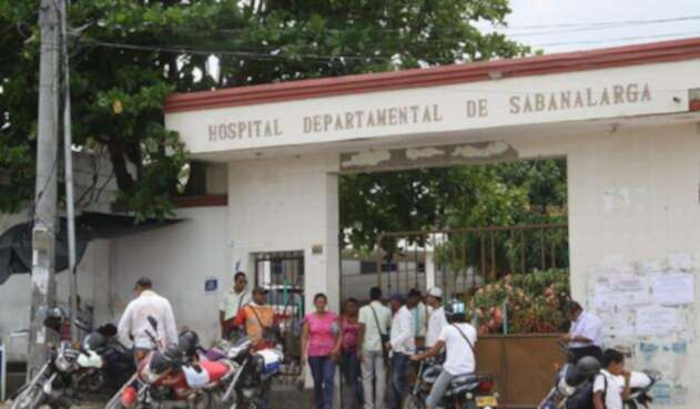hospital de municipio de Sabanalarga