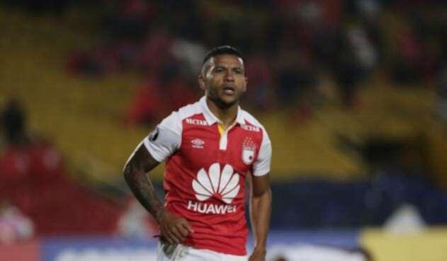 Wilson Morelo, delantero colombiano