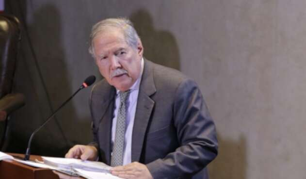 Guillermo Botero, ministro de Defensa Nacional
