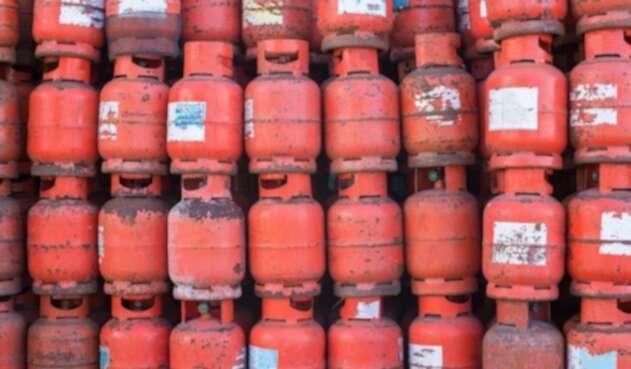 Gobierno implementaría subsidios al gas en cilindro