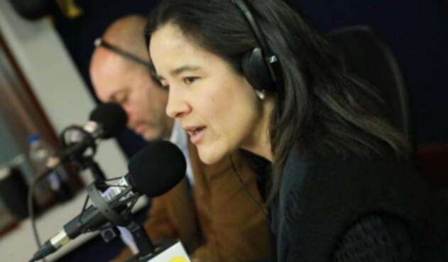 La Ministra TIC, Silvia Constain, estuvo en los micrófonos de LA FM