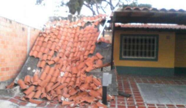 Afectaciones sismo en Venezuela