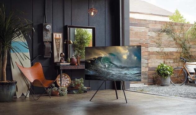 Arte y tecnología se encuentran un equilibrio con el Ambient Mode