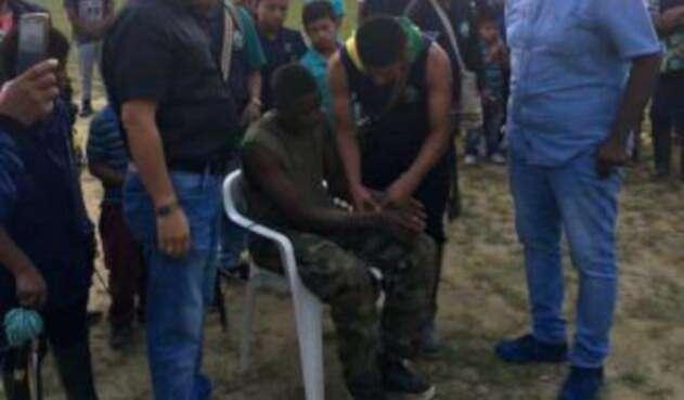 Indígenas de Florida ubican a soldado implicado en asesinato de suboficial