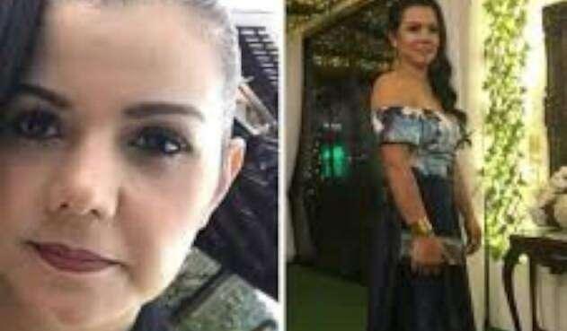 Diana María Toro, comerciante secuestrada por el ELN