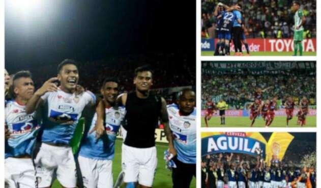 Los rivales que derrotaron a Nacional y Medellín