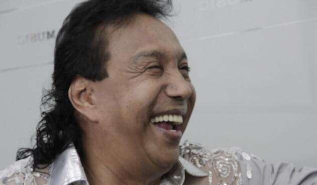 Diomedes Díaz murió el 22 de diciembre del 2013 por un infarto.