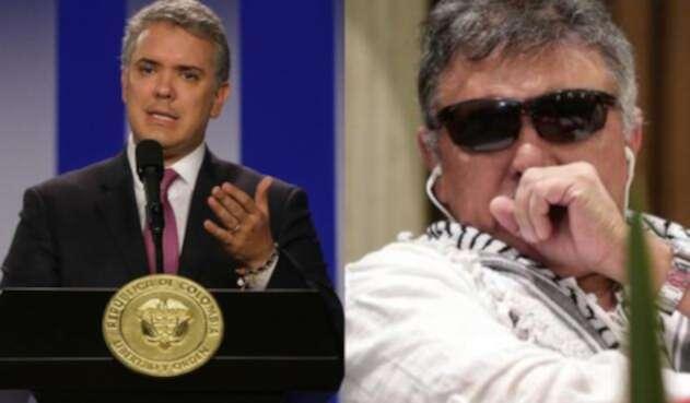 El presidente IvánDuque estaría dispuesto a firmar la extradición de Santrich a Estados Unidos.