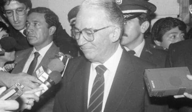 Belisario Betancur, presidente de Colombia 1982 - 1986