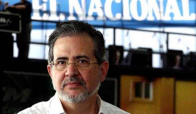 Miguel Henrique Otero, director del diario el Nacional
