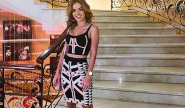 La presentadora fue criticada por utilizar pólvora durante celebraciones decembrinas.