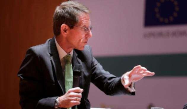 Emilio Archila, consejero presidencial para el Posconficto, Derechos Humanos y Seguridad