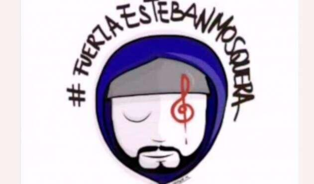 Esteban Mosquera, estudiante que perdió el ojo durante las marchas estudiantiles