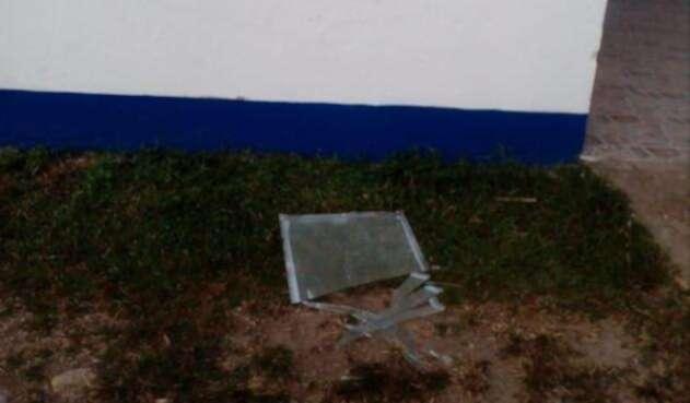 Una granada explotó en cercanías al parque de La Macarena Meta.
