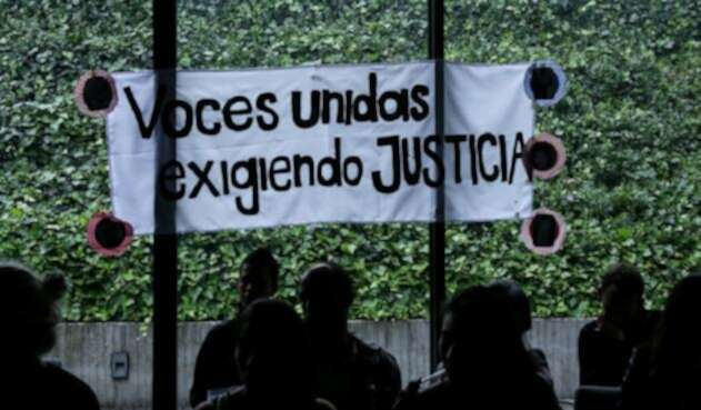 """Víctimas exigen justicia por el caso de los llamados """"Falsos Positivos"""""""