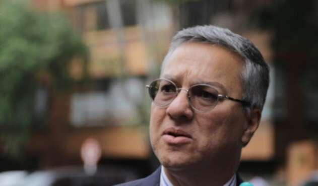 Leonardo Espinosa, exfiscal ad hoc
