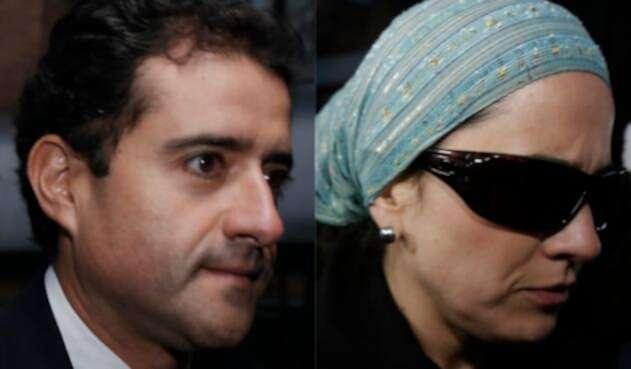 Francisco y Catalina Uribe Noguera