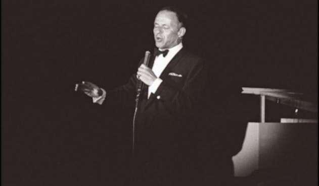 Frank Sinatra, uno de los cantantes más importantes en la historia del Jazz