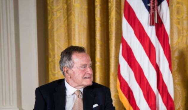 George H.W. Bush, gobernó durante el final de la guerra fría