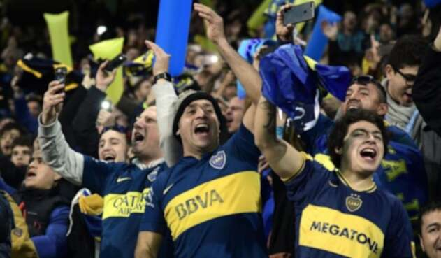 River Plate vs Boca Juniors, final Copa Libertadores