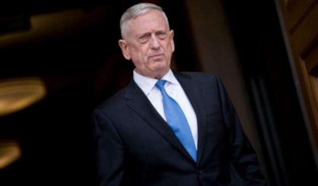 James Mattis, secretario de Defensa