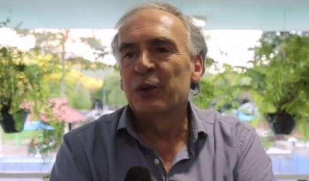 Jean Arnault, jefe de la Misión de Verificación de las Naciones Unidas en Colombia